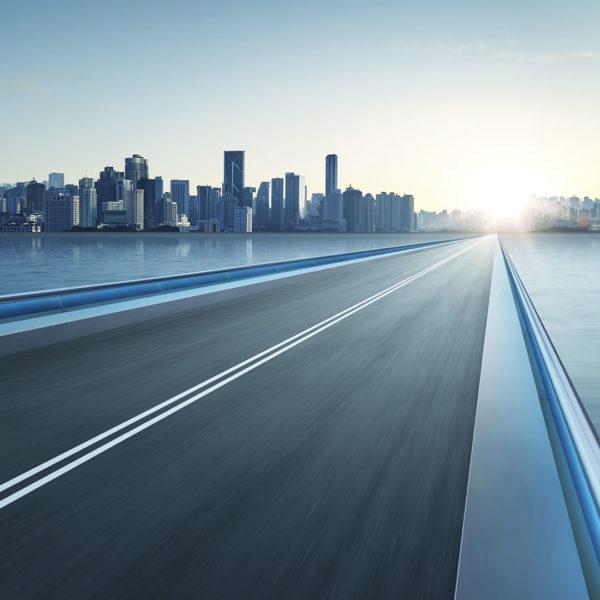PES - Power Energy Solutions - Autobahn in die Stadt der Zukunft